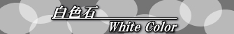 白色の石大集合!!