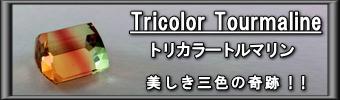 トリカラートルマリン 〜美しき三色の奇跡!!〜